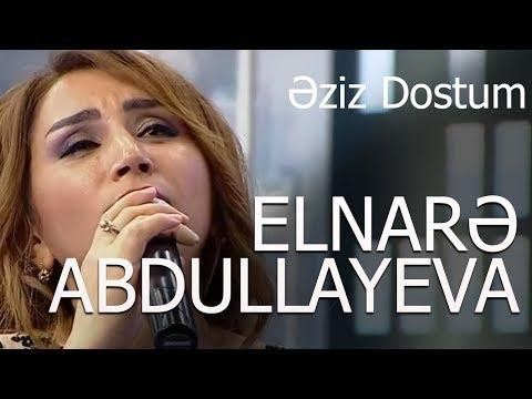 Elnarə  Abdullayeva Əziz Dostum Mugam Super İfa 5/5 Verlisi (19.10.2017)