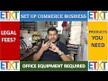 What Do You need To Set Up Your Ecommerce Business Or Online Business Part 1