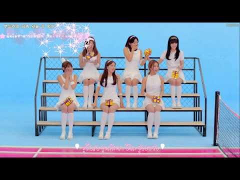 [Thai-sub] Apink - Mr.Chu Ver.Karaoke