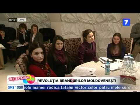 Moldovan Brands news on Jurnal TV