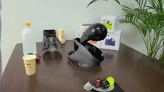 레츠프레소 캡슐커피머신 이용방법