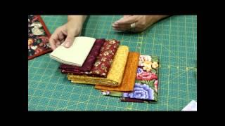 Patchwork Sem Segredos com Ana Cosentino Aula 04: Dica de Combinação de Tecidos