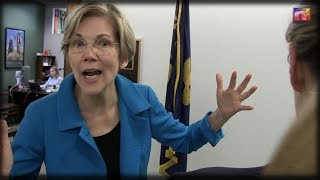 BOOM! Elizabeth Warren Is FINISHED! She was Just Taken Out by the CHEROKEE Nation!