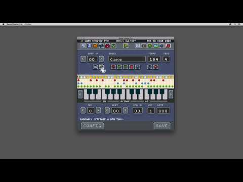 Game Creator: Music Tool Overview
