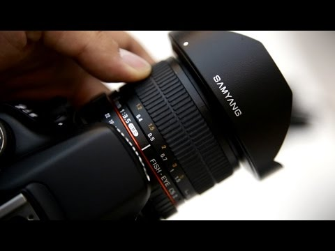 Samyang 8mm F/3.5 (Hood Detachable (HD)) Fisheye Lens Review With Samples (APS-C And Full-frame)