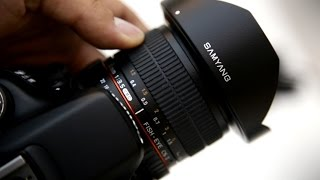 Samyang 8mm f/3.5 (Hood Detachable (HD)) Fisheye lens review with samples (APS-C and full-frame)(, 2014-10-15T11:33:40.000Z)