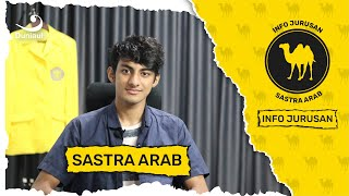 Info Jurusan Sastra Arab, FIB UI   Nauval Baharmus, Sastra Arab FIB UI 2019