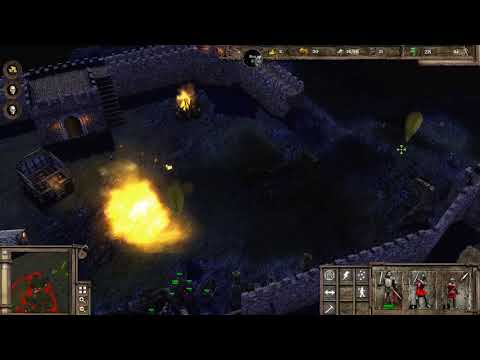 StrongHold 3 Gold | Military Campaign Walkthrough | Part 1 [1080p60] |