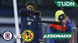 ¡Descartado! Memo Ochoa no va de titular | Cruz Azul vs América | Guard1anes 2020 Liga Mx J12 | TUDN