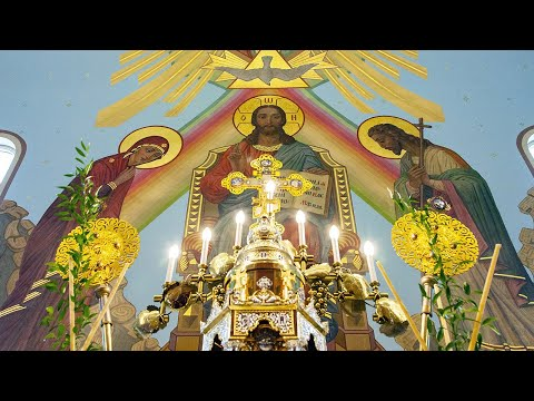 Livestream Liturgy: Nativity of John the Baptist, July 7 2020. St. Volodymyr Cathedral of Toronto. from YouTube · Duration:  1 hour 21 minutes 24 seconds