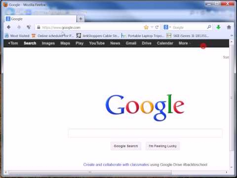 Overview of Firefox, Chrome, and IE internet browsers and their functions