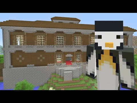 Minecraft Xbox: Woodland Mansion [292]