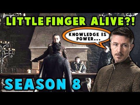 Is Littlefinger Secretly Alive? SEASON 8 THEORY! ⚔️🔮