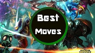 LoL - Best Move #18 : Un duo pour plus de grab !