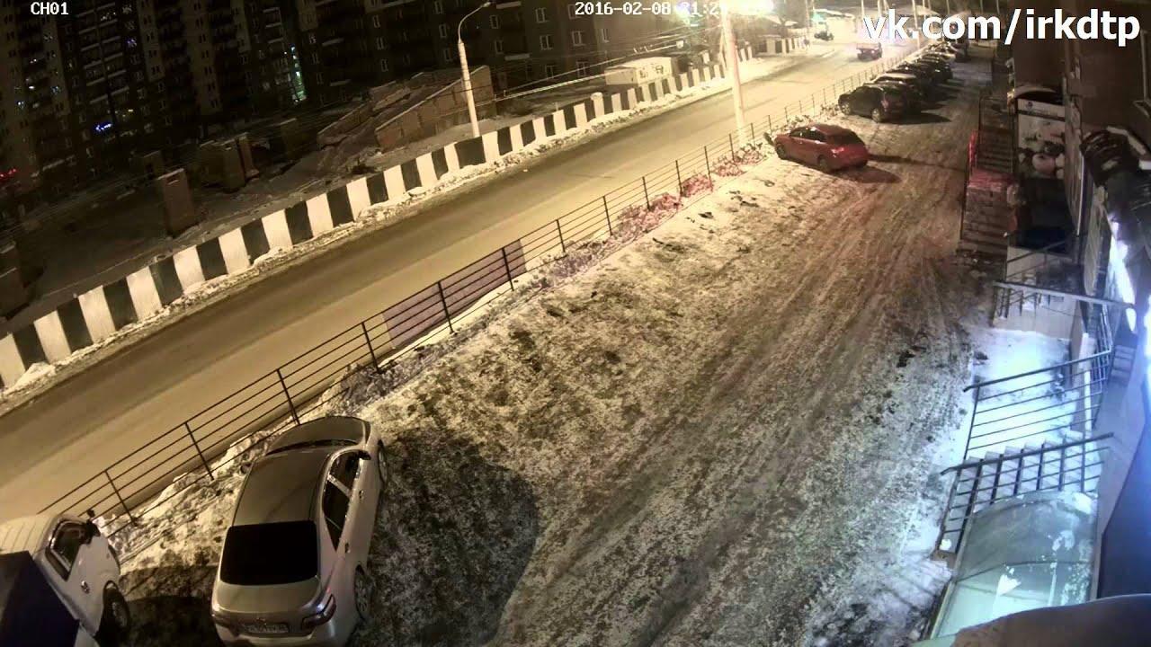 #Авария #Иркутск 30.07.2015