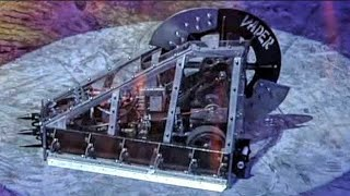 Vader - Series 6 All Fights - Robot Wars - 2002