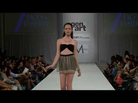 CryBaby   GenArt   LA SS13 model Emilia Ares Zoryan opens the