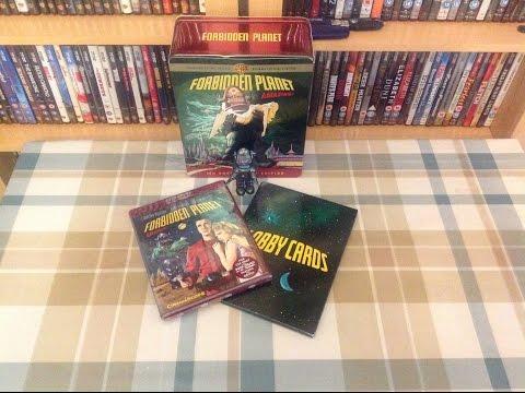 HD DVD Pickup. Forbidden Planet Collectors Tin