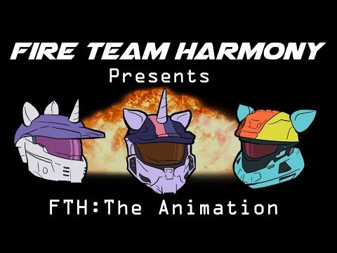 Fire Team Harmony: The Animation