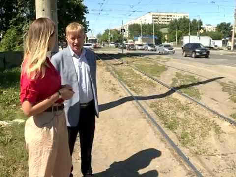 Больше 1 млрд рублей: в Новосибирске разрабатывают программу ремонта трамвайных путей