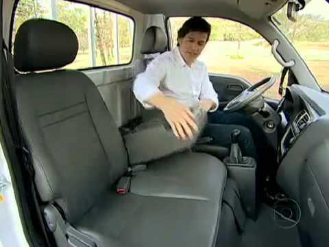 Auto Esporte Utilitrio Kia Bongo YouTube