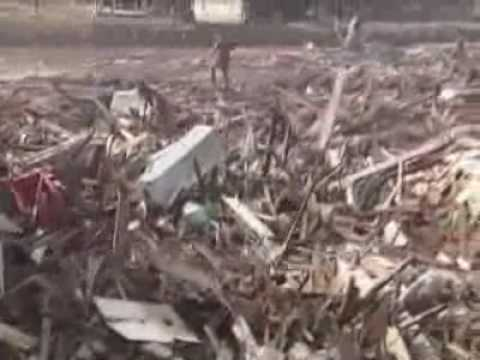 9.3 Mega-Thrust Earthquake in Patong Beach, Indonesia