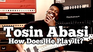 TOSIN ABASI - Rock's New Guitar Hero: Bringing Guitar into the Modern Age