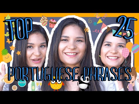 Learn the Top 25 Must-Know Brazilian Portuguese Phrases