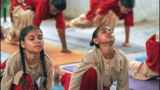 Coimbatore - A Healthy Body and Soul Yoga in India - A Journey with Esther Schweins