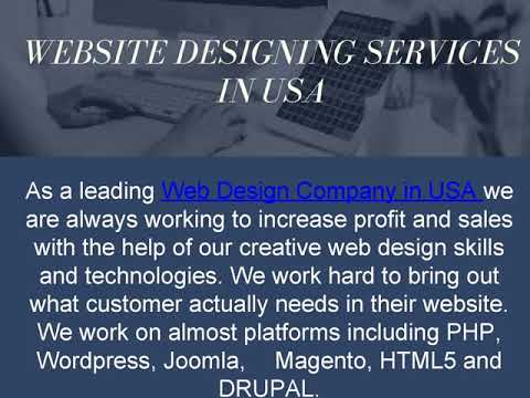 Web Designing Services in Marietta
