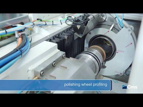 CMS ypsos - polishing wheel profiling