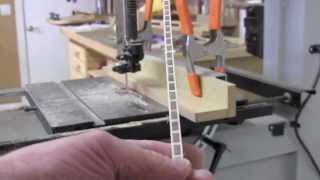 Wood Inlay Banding Made Easy