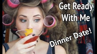 One of xameliax's most viewed videos: Get Ready With Me Dinner Date  | xameliax