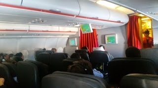 Jetstar Business Class : Melbourne to Singapore A330-200 JQ7