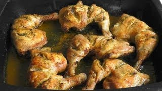Indian Spiced Chicken How To Make Recipe