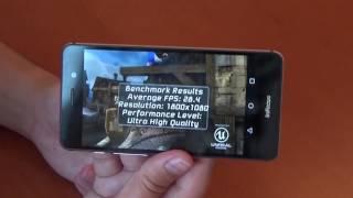 Хороший недорогой телефон Infocus M808(Full HD экран с диагональю 5.2 дюйма, восемь ядер, 2 гига памяти, 32 гигабайта накопитель. Поддержка 2х SIM и SD карты...., 2016-06-23T15:48:33.000Z)