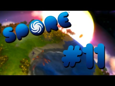 COLONISE ALL THE PLANETS | Spore - Part 11