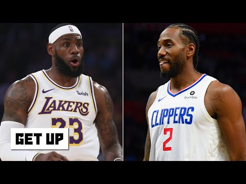Lakers and Clippers won't meet in Western Conference finals – Jalen Rose | Get Up