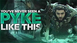 Yassuo | YOU'VE NEVER SEEN A PYKE LIKE THIS!!!