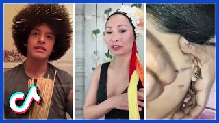 Funny TikTok Hairstyle Video Compilation 💇♀️😁 Cute Hair Transformation
