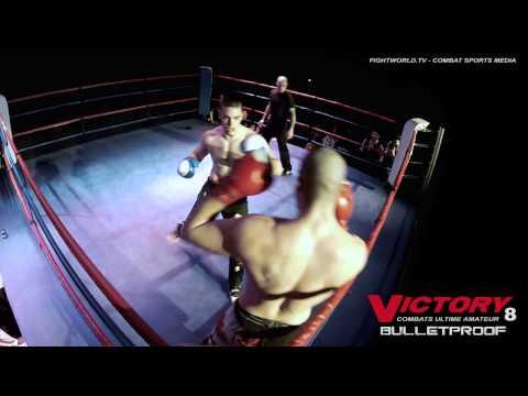 VICTORY MMA 8:  Chris Cleveland vs. Mathieu Langlais