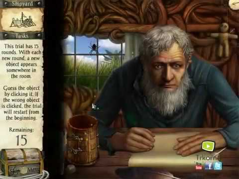 Marlo ile Adventures of Robinson Crusoe Oynuyoruz   Bölüm #5-2 The Old Map Of Sail  