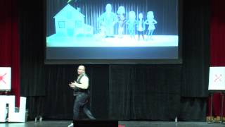 How to Break a Leg | Michael Goldberg | TEDxTU