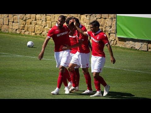 Highlights: Malaga 0-3 Forest