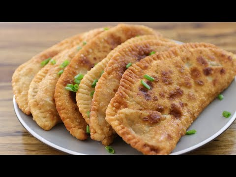 Chebureki Recipe How to Make Beef Chebureki