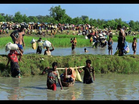 مأساةالفتيات الروهينغا المغتصبات تتعمق مع حملهن بجندي بوذي
