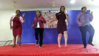 mera jota hai japani... dance performance by jenitha dsouza and group.. goregaon mumbi....