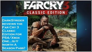 Far Cry® 3 Classic Edition Review
