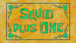 """SpongeBob: Every Title Card With """"You're Nice"""" As The Title Card Music"""