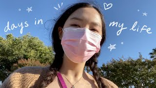 vlog: taking myself on a date, demon slayer movie, shopping